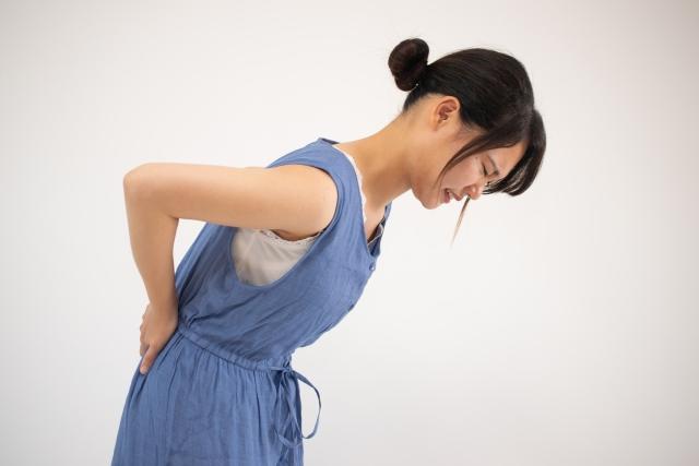 慢性腰痛の画像