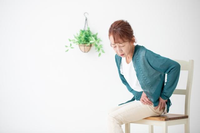 変形性股関節症の画像