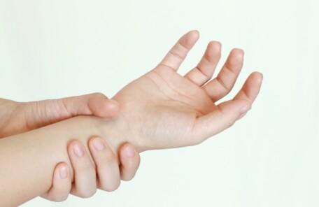 手痛の画像