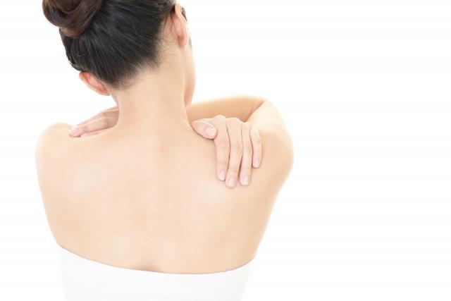 肩痛の画像