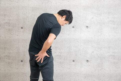 腰痛・臀部痛の画像